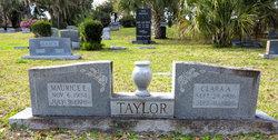 Clara Belle <i>Adams</i> Taylor