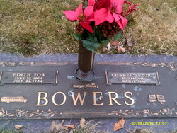 Edith <i>Fox</i> Bowers