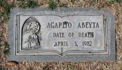 Agapito Abeyta
