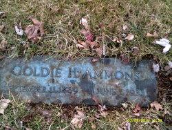 Goldie M. <i>Hughes</i> Ammons