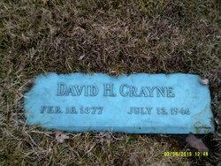 David Hawkins Crayne