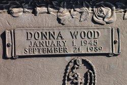 Donna <i>Wood</i> Boone