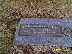 Carl L. Cole