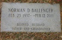 Norman Dean Ballenger