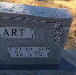 Pvt Jethro T Everhart, Sr