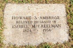 Howard Sudlow Ambrose