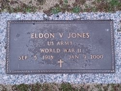 Eldon V. Jones