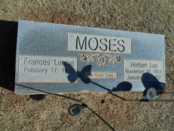 Herbert Lee Moses