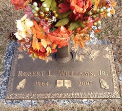 Robert Larry Williams, Jr