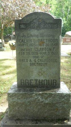 Calvin L Brethour