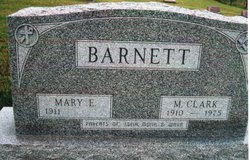 Marion Clark Barnett