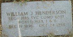 William J. Henderson