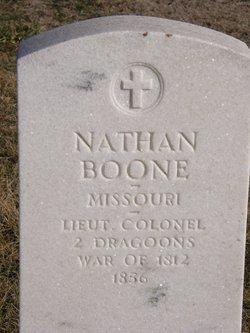 LTC Nathan Boone