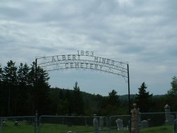 Albert Mines Cemetery