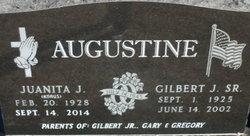 PFC Gilbert J. Augustine, Sr