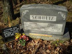 Adolf Schultz