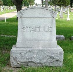Carrie <i>Washburne</i> Staehle