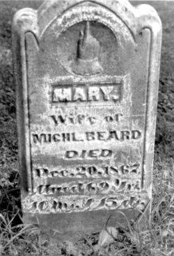 Mary <i>Deck</i> Beard