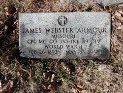 James Webster Armour