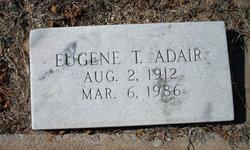 Eugene Thompson Adair, Jr