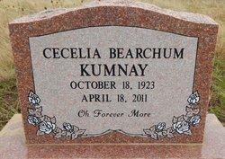 Cecelia Kumnay <i>Charley</i> Bearchum