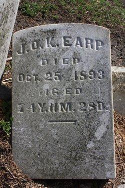 James O'Kelley Earp