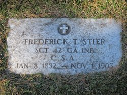 Frederick T. Stier