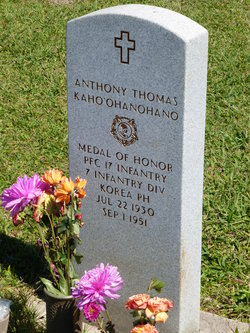 Anthony Thomas Kahoohanohano