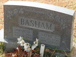 Hattie C. Basham