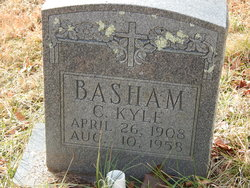 C. Kyle Basham