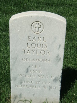 Earl Louis Taylor