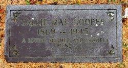 Sallie Mae <i>Dermid</i> Cooper