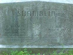 Harley Hubert Shamblin
