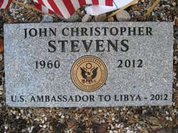 Chris Christopher Stevens
