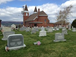 Saint Marys Roman Catholic Church Cemetery