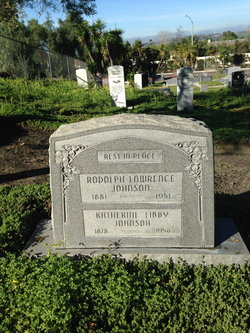 Rodolph Lawrence Johnson