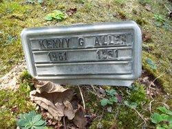 Kenny G. Allen