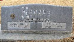 Lloyd Elmer Keyser