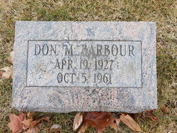 Donald Don Barbour