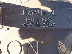 Jimmie <i>Nelson</i> Robertson