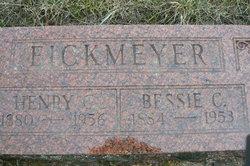 Bessie Cordelia <i>Barber</i> Eickmeyer