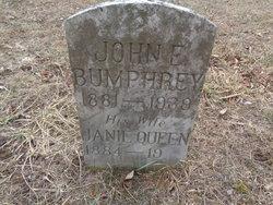 John Edgar Bumphrey