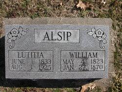 William Perry Alsip