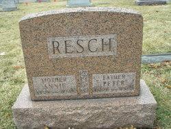 Annie <i>Karlsberger</i> Resch