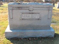 Ernest T McAboy
