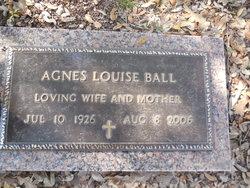 Agnes Louise <i>Hoffman</i> Ball