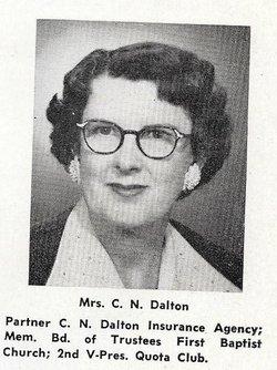 Myrtle <i>Caldwell</i> Dalton