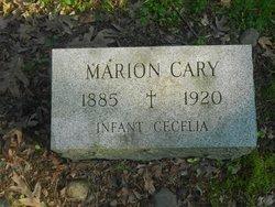 Marion Ethel <i>Barclay</i> Cary