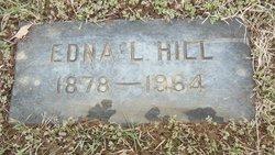 Edna Laura <i>Black</i> Hill