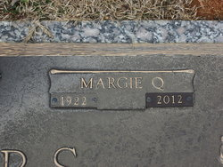 Marjorie <i>Quattlebaum</i> Myers